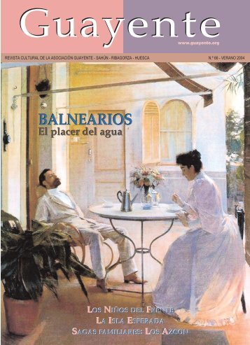 REVISTA GUAYENTE Nº 66 Verano 2004