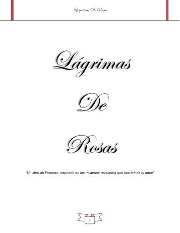 Lágrimas De Rosas - Salta