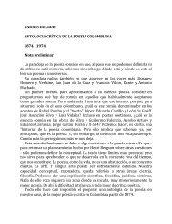 andres holguin antologia crítica de la poesia colombiana