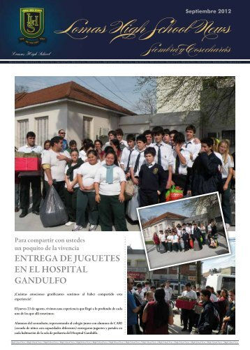 Lomas High School News