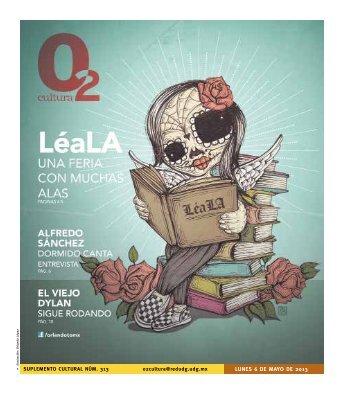 LUNES 6 dE MAyO dE 2013 - La gaceta - Universidad de Guadalajara