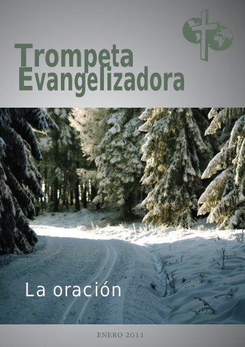 La oración - Edición