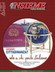 Edição 79 - INSIEME - a revista italiana daqui