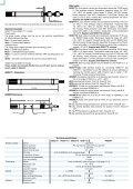 HD 9817T1 HD 9817T2 HD 9817T3 HD 9809T - Delta Ohm S.r.l. - Page 3