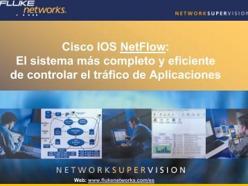 Cisco IOS NetFlow: El sistema más completo y eficiente de controlar ...