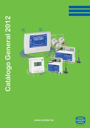 catalogo 2012 - Sonder
