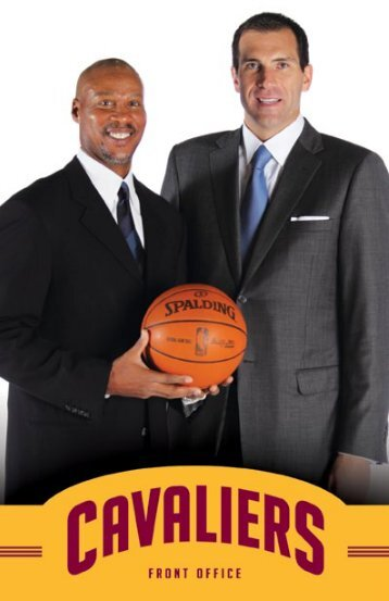 Cleveland Cavaliers 2011-12 Directory - NBA.com