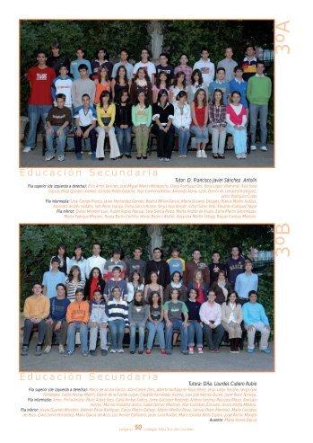 3ºA 3ºB - Colegio Lourdes