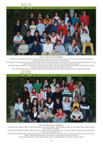 4ºA 4ºB - Colegio Lourdes