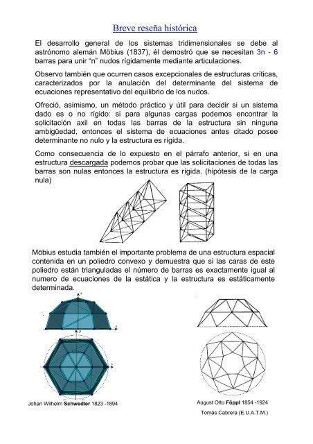 Matricial Articuladas 3d