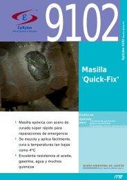 Masilla 'Quick-Fix