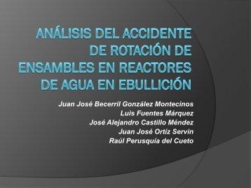 Análisis del Accidente de Rotación de Ensambles en Reactores de ...