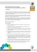Guía para la aplicación de los carteles sobre el uso de las escaleras - Page 2
