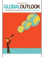 el número de noviembre de Global Outlook - Rotary International