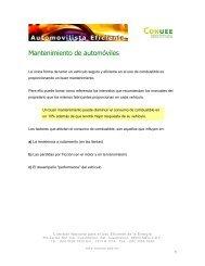 La Conducción Inteligente - Comisión Nacional para el Ahorro de ...