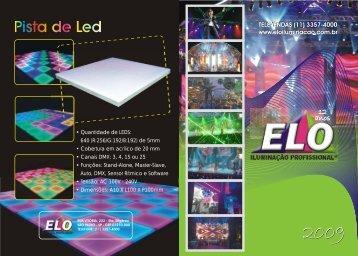 Refletor Led Par 64 - Elo Iluminação Profissional