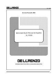 Sistema componible por maquinas eléctricas DL 10280.