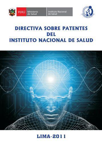 Texto completo - Instituto Nacional de Salud