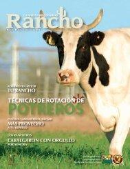 TécNicas dE RoTacióN dE - Patrocipes