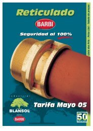02. Tarifa Reticulado 05-05 A4