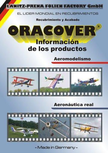 instrucciones de uso - Oracover
