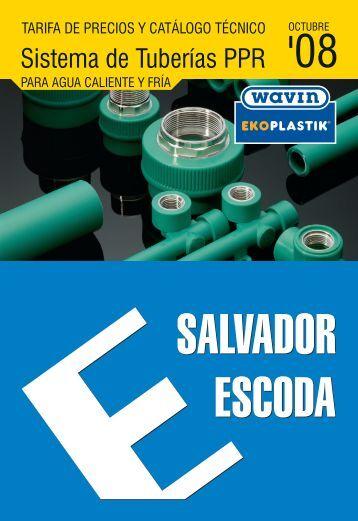 Instalaciones hidrosanitarias con tuber a niron de - Tuberias de ppr ...