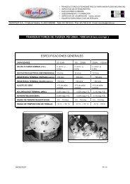 Descargar información del producto - Microtest SA