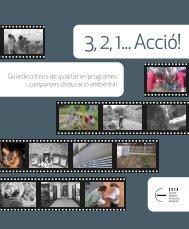 3, 2, 1... Acció! - Societat Catalana d'Educació Ambiental