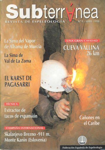 EL KARST- DE PAGASARRI