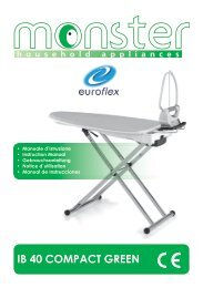 bedienungsanleitung ib 40 compact green - Euroflex