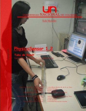 Experimente con el sonido en una columna de aire - Escuela de ...
