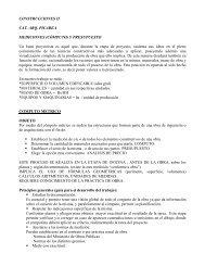 Mediciones Computo y Presupuesto - Catedra Picabea