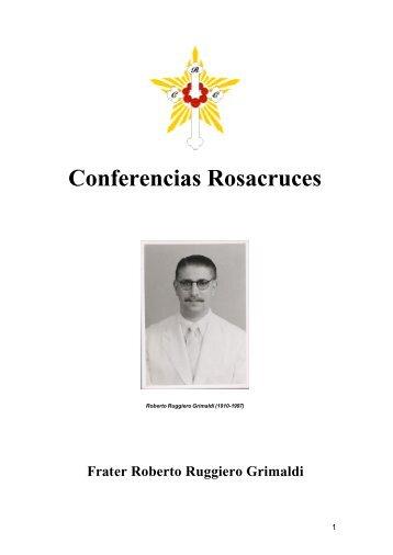 Conferencias Rosacruces