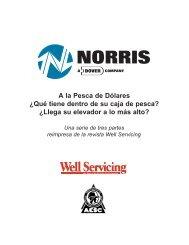 A la Pesca de Dólares - Norris Rods