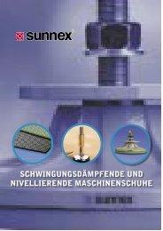 SUNNEX Maschinenschuhkatalog - Roth GmbH & Co. KG