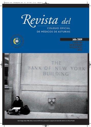 Descargar Revista - Colegio Oficial de Médicos de Asturias