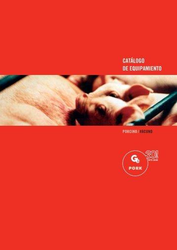Descargar catálogo Equipamiento - Gepork