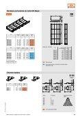 Sistemas de bandejas portacables de rejilla - OBO Bettermann - Page 6