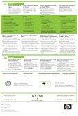 Guía de instalación Guia de Configuração Instrukcja ... - HP - Page 2