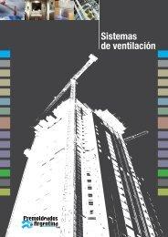 Sistemas de ventilación - Premoldeados SA