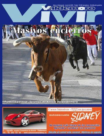 Junio 2009 - Revista Vivir Valdemoro