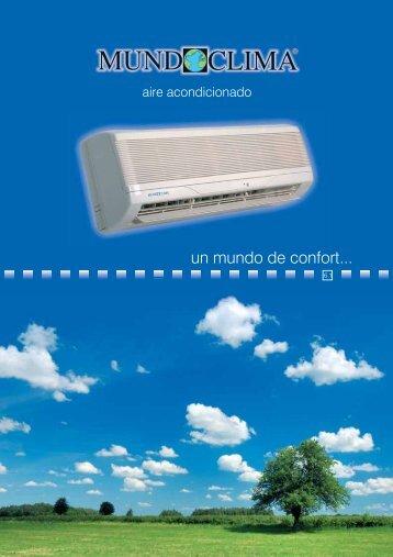 Mundo clima - Salvador Escoda SA
