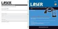 www.lasertools.co.uk Herramienta de reinicio de servicio y EPB