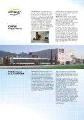 Cable tray systems Sistema de bandejas portacables - Interflex - Page 2