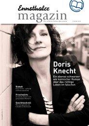 Doris Knecht - books4you