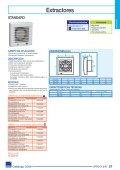 Catálogo ALDER Ventilación individual - Page 6