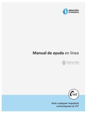 Atención Ciudadana: Ayuda en línea - Suaci