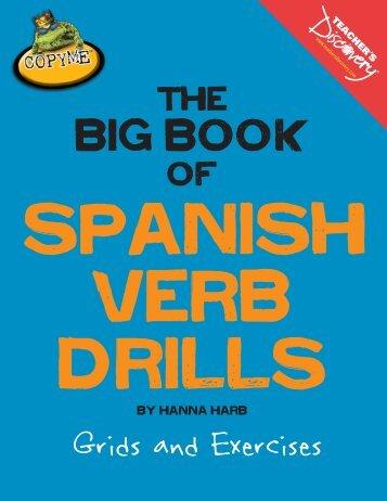BigBookofVerbs - Sra. 14- Super Clase de Español