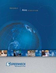 Catalogo General de Productos - Greenheck