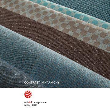 Contrast in Harmony - Rohi Stoffe GmbH
